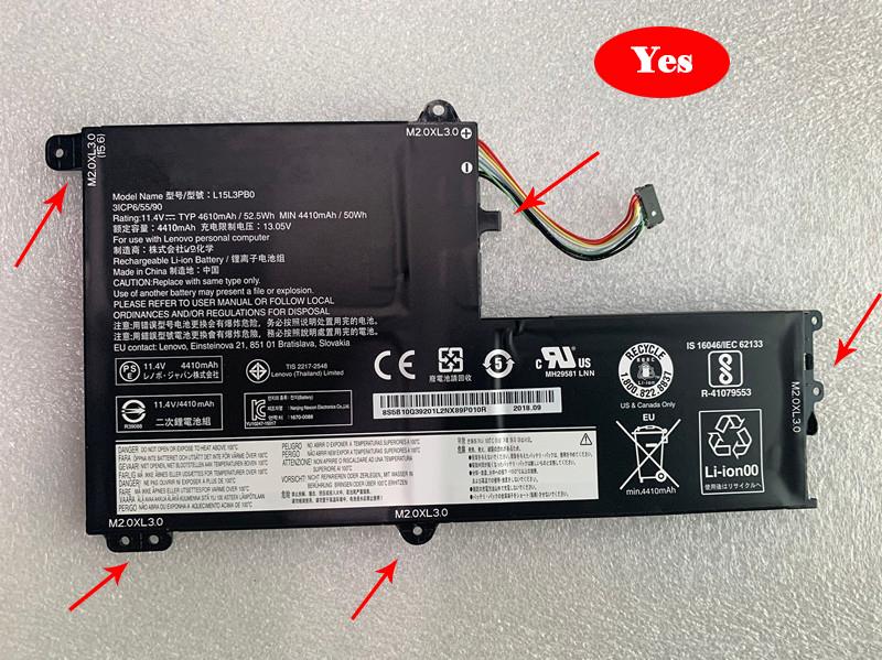 Battery L15M3PB0