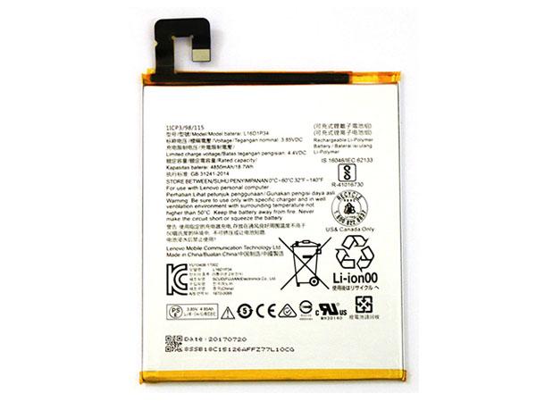 Battery L16D1P34