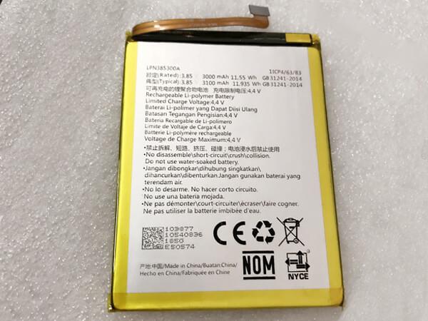 Battery LPN385300A