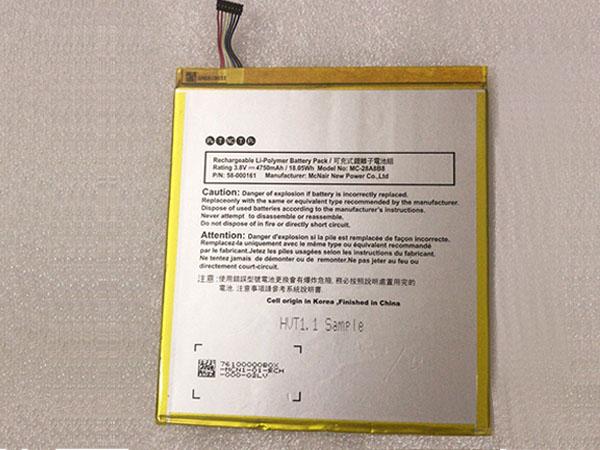 Battery 58-000161