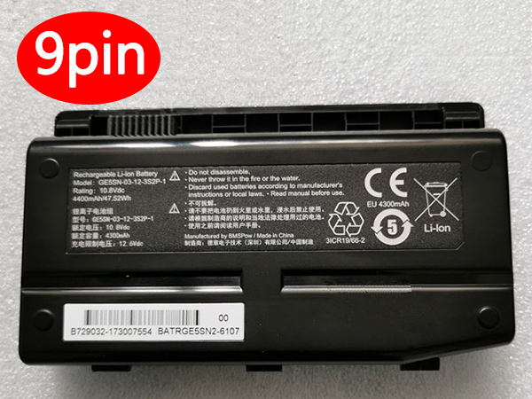 Battery GE5SN-00-01-3S2P-1