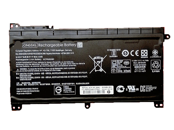 Battery ON03XL
