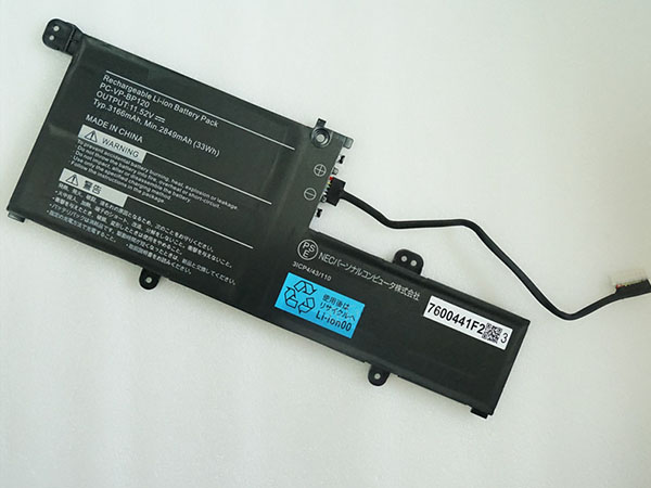 Battery PC-VP-BP120