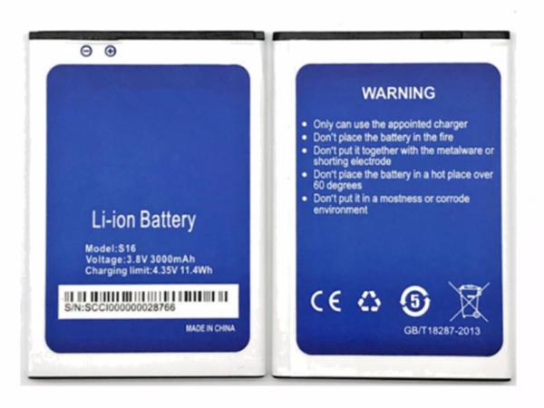 Battery S16