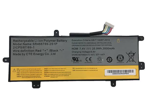 Battery SR466789-2S1P