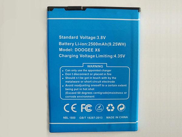 Battery X6_Pro
