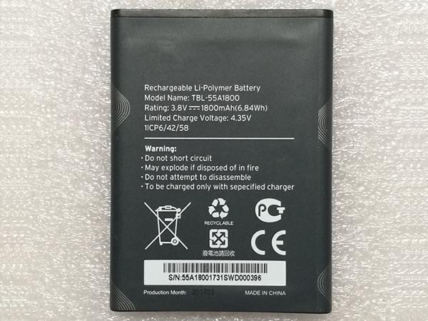 Battery TBL-55A1800