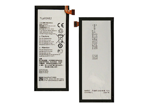 Battery TLp026E2