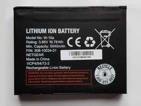 Battery W-10A