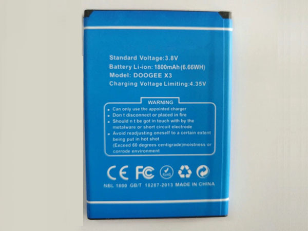 Battery X3