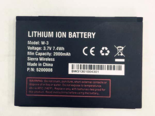 Battery W-3
